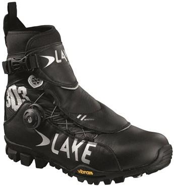 Lake MXZ303 Widefit Winter SPD MTB Shoes