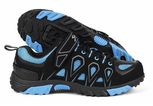 Spiuk Linze SPD MTB Cycling Shoes   Shoes and overlays