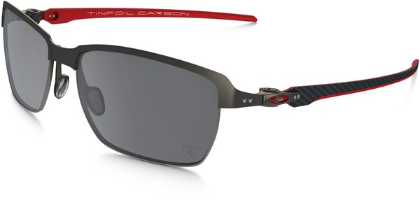 df7fc98393 Oakley Tinfoil Carbon Scuderia Ferrari® Collection Polarized Sunglasses