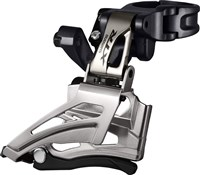 Product image for Shimano FD-M9025-H XTR Double Front Derailleur - Conventional Swing - Top Pull