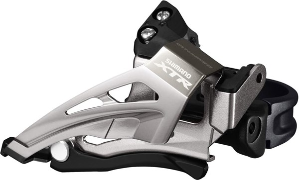 Shimano FD-M9025-L XTR Double Front Derailleur - Top Swing - Down Pull - Multi Fit