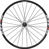 Product image for Shimano WH-MT15 XC Wheel, 15 x 100 mm Axle, 27.5in (650B) Clincher, Black, Front
