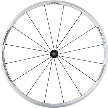 Shimano WH-RS11 Wheel - Clincher 24 mm - Silver - Front
