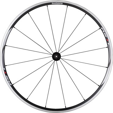 Shimano WH-RS11 Wheel - Clincher 24 mm - Black - Front