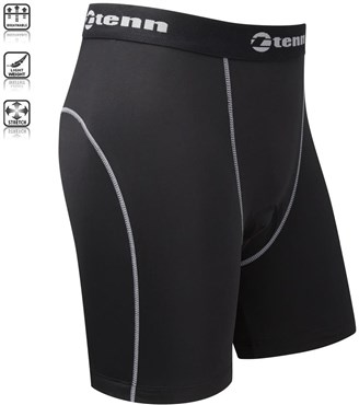 Tenn Coolflo Padded Cycling Boxers/Undershorts