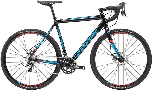 Cannondale CaadX Tiagra 2016 - Cyclocross Bike
