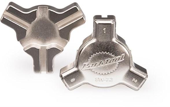 Park Tool SW7.2 - Triple Spoke Wrench | Værktøj