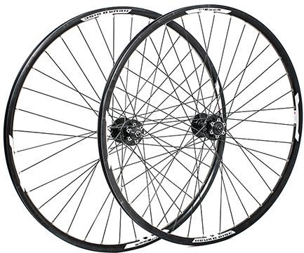 "Tru-Build 26"" Disc MTB Wheel QR Mach1 Neuro Rim"