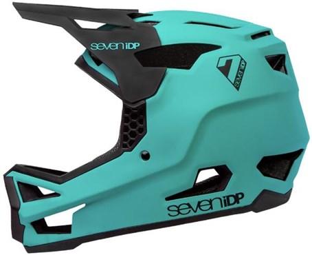 7Protection Project 23 Fiberglass Full Face MTB Helmet