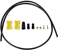 Product image for Shimano SM-BH59 Straight Connection Cuttable Hose - Resin Coated Hose