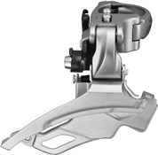 Product image for Shimano FD-T4000 Alivio 9-spd Front Derailleur - Conventional Swing, 40T