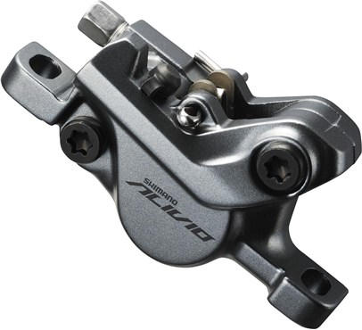 Shimano BR-M4050 Alivio Calliper Without Rotor Or Adapters - Post Mount - Front Or Rear | Bremseklo og kaliber