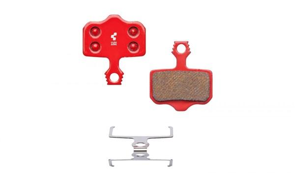 Cube Disc Brake Pads - Avid Elixir
