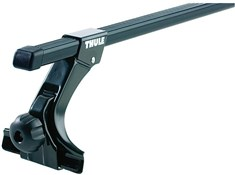 Thule 953 Guttered Foot Pack 28 cm For Cars With Rain Gutters