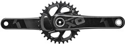 Product image for SRAM X01 Crank - GXP - 1X11- Includes 32T Direct Mount Chainring (GXP Cups NOT included)