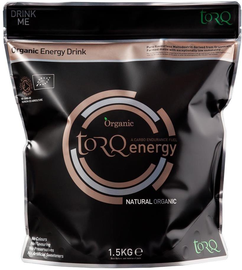 Torq Energy Drink Organic - 1 x 1.5kg | Energy drinks