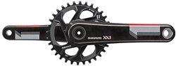 Product image for SRAM XX1 Crank - GXP - 1x11 - Boost 148 - Q-Factor Direct Mount Chainring (GXP Cups NOT included)