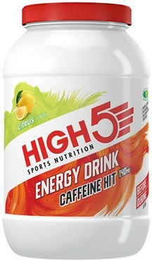 High5 Energy Drink Caffeine Hit 1.4kg