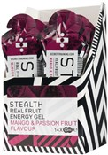 Product image for Secret Training Stealth Energy Gel with Real Fruit - 60ml x Box of 14