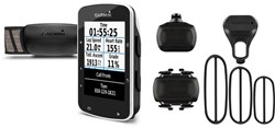Garmin Edge 520 GPS Enabled Computer - Speed, Cadence and HRM Bundle