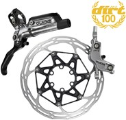 Product image for SRAM Guide Ultimate Front Disc Brake - Ti Hardware (Rotor/Mount Sold Separately)
