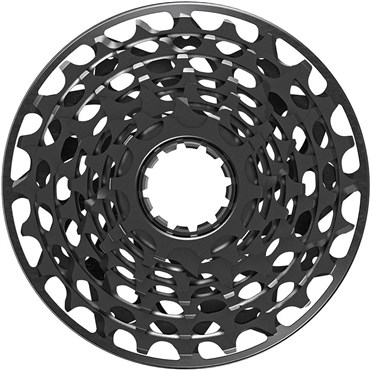 SRAM X01DH Cassette - XG-795 10-24 7 Speed - Fits XD Driver Body | Cassettes