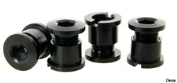 Race Face Chainring Bolt/Nut Pack Alloy Allen