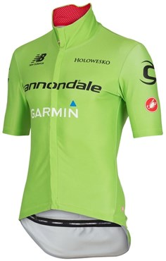 ab2523cab20 Castelli Cannondale Garmin Gabba 2 Short Sleeve Jersey - Out of ...