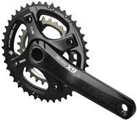 SRAM X9 Fat Bike GXP 100mm Spindle 10sp Crank (GXP Cups Not Included)