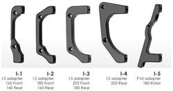 Tektro IOI Mounts / Brake Adaptors