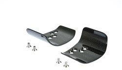Product image for Pro Spare Missile And Synop Carbon Time Trial Bar Armrest Set