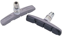 Product image for Tektro 876.12 V-Brake Cart Pads and Holders - Pair