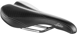 Madison Leia Womens Saddle With Cro-mo Rails