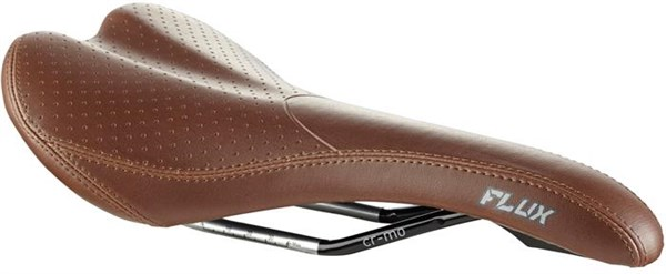 Madison Flux Mens Saddle With Cro-mo Rails