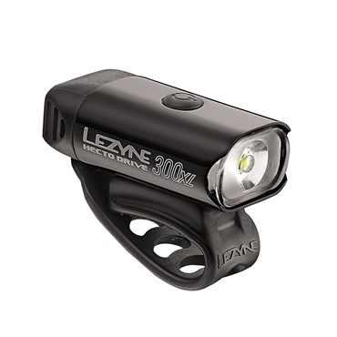 Lezyne Hecto Drive 300XL Rechargeable Front Light