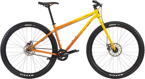 Kona Unit Mountain Bike 2016 - Hardtail MTB