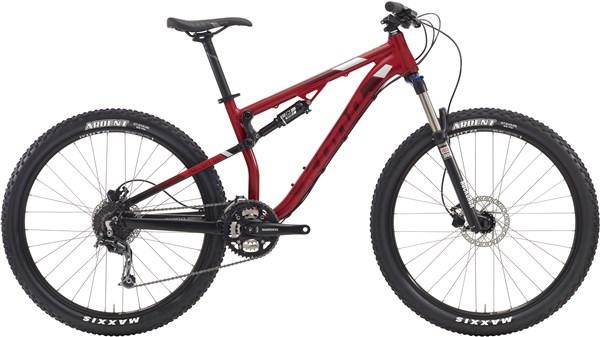 Kona Precept 120 Mountain Bike 2016 - Trail Full Suspension MTB
