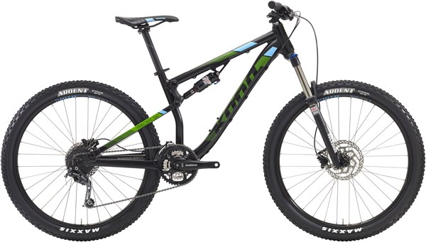 Kona Precept 130 Mountain Bike 2016 - Trail Full Suspension MTB