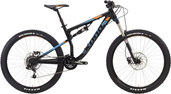 Kona Precept 150 Mountain Bike 2016 - Trail Full Suspension MTB
