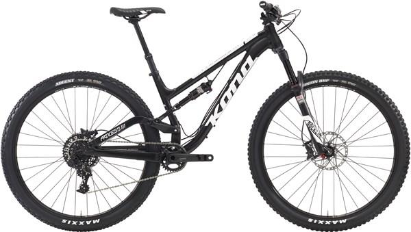 Kona Process 111 Mountain Bike 2016 - Trail Full Suspension MTB