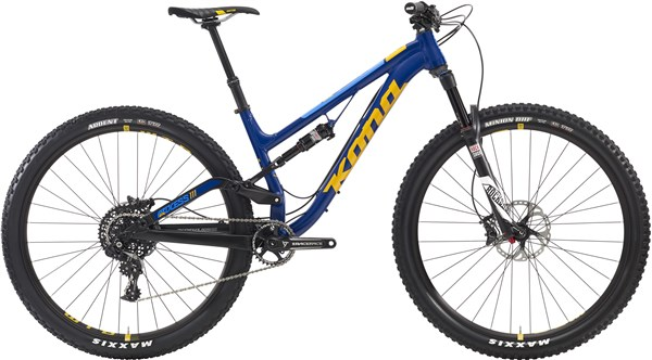 Kona Process 111 DL Mountain Bike 2018 - Full Suspension MTB