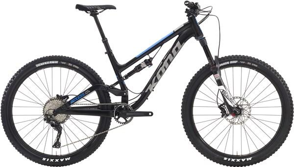 Kona Process 134 AL DL Mountain Bike 2016 - Full Suspension MTB