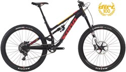 Kona Process 153 DL Mountain Bike 2016 - Enduro Full Suspension MTB