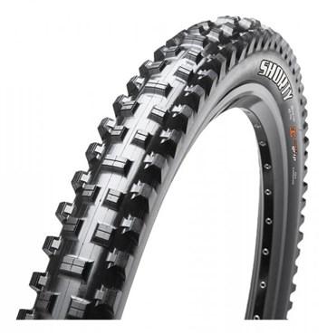 "Maxxis Shorty Folding MTB Mountain Bike 26"" Tyre"
