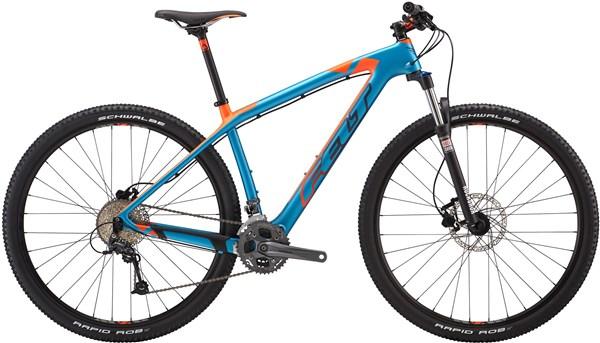 0f300c314c2 Felt Nine 6 Carbon Mountain Bike 2016 - Out of Stock | Tredz Bikes