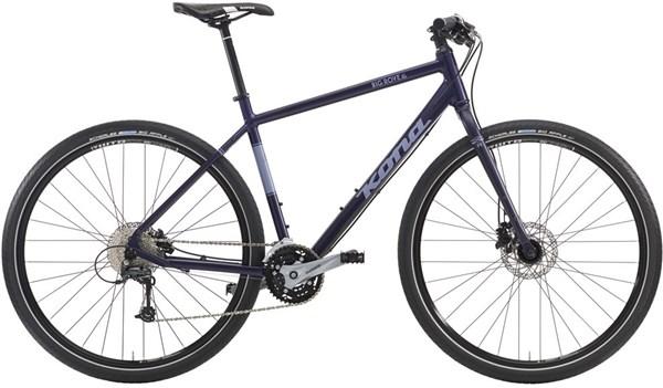 Kona Big Rove AL 2016 - Hybrid Sports Bike
