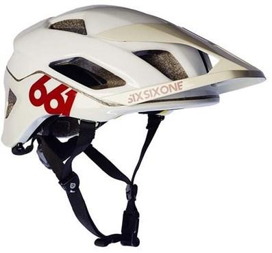 SixSixOne 661 Evo AM MTB Mountain Bike Cycling Helmet