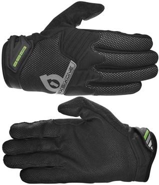 SixSixOne 661 Storm Long Finger Cycling Gloves 2017 | Handsker