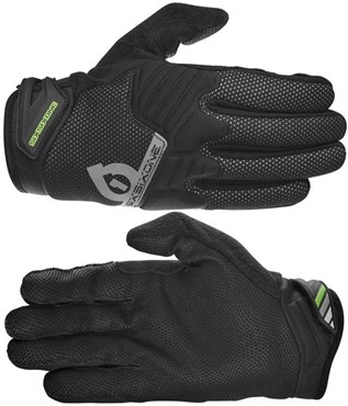 SixSixOne 661 Storm Long Finger Cycling Gloves 2017
