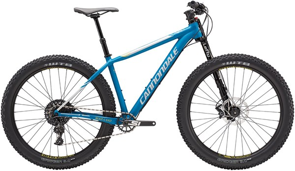"""Cannondale Beast of the East 1 27.5"""" Mountain Bike 2017 - Hardtail MTB"""